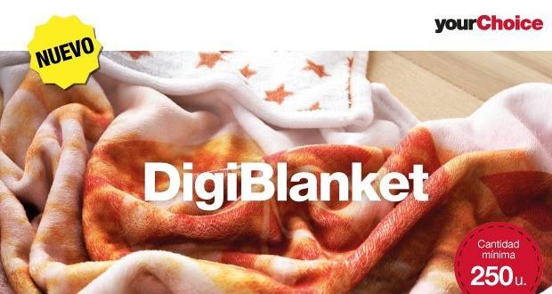 Nueva Digiblanket - Your Choice