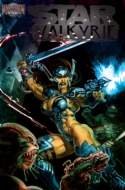 Star Valkyrie Jed cover color text