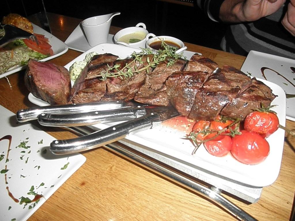 Flatschers - Center Cut Steak