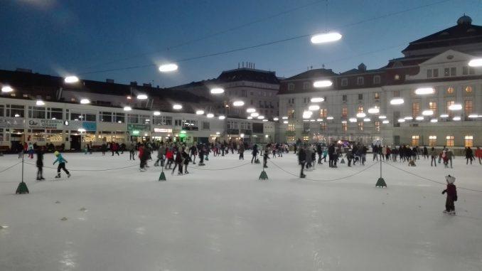 Der Wiener Eislaufverein - Spaß für Jung und Alt