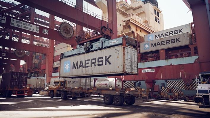 International Priority Shipping | Maersk Accelerate | Maersk