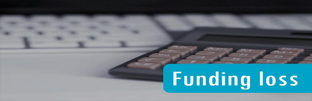 funding loss