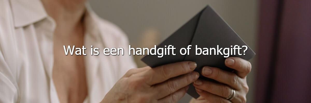 bankgift