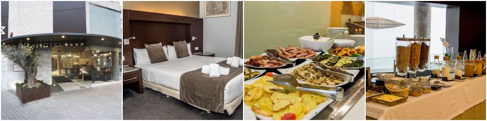 Hotel MADANIS Barselona