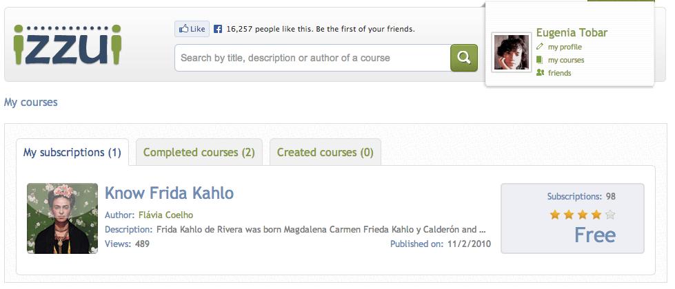 izzui-courses