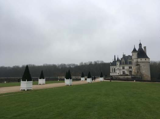 Chenonceau, le chateau de ces dames.