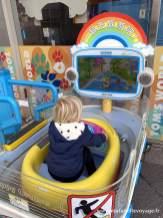 Eleanor a adoré tous les jeux d'arcade