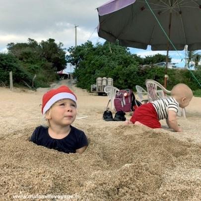 Jeux de sables