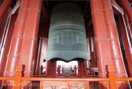 La tour de la cloche contient...