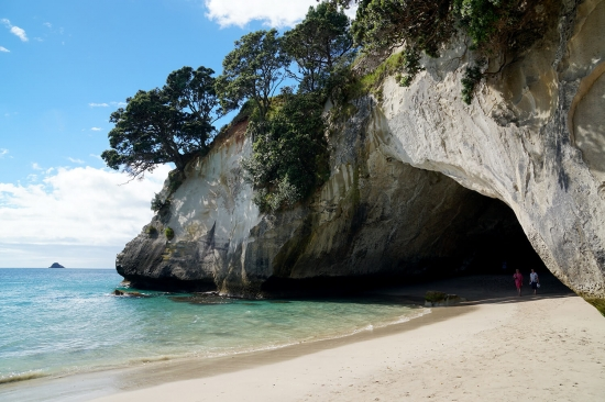 Cathedral Coves