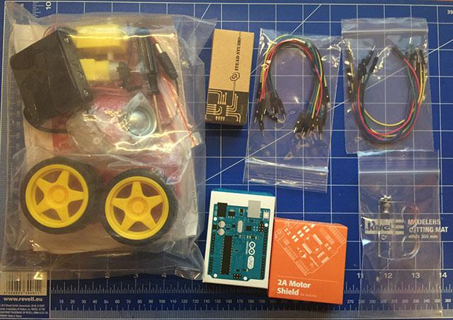 02-Robot-Beginner-KIT-V2