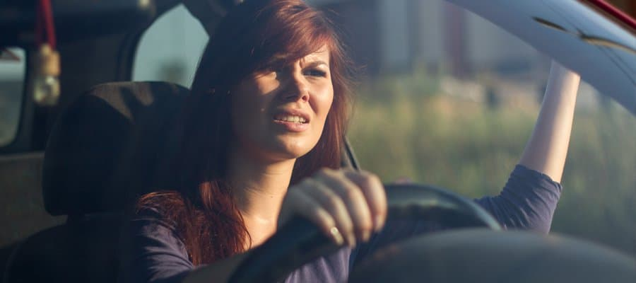 Aggressive Driving Is A Serious Problem In Baltimore County, MD