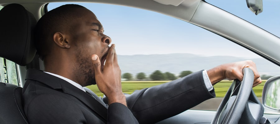 Statistics On Drowsy Driving Accidents In Maryland