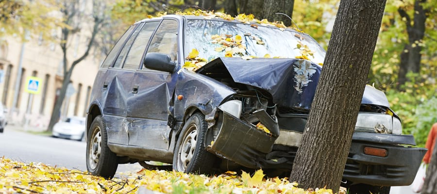 What Are My Rights After A Single-Vehicle Crash In Maryland?