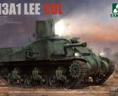 Coming Soon – M3A1 Lee Canal Defense Light from Takom