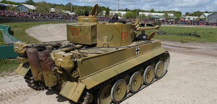Tiger Day 2019 at the Tank Museum