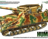 Win a Tamiya Hummel courtesy of David Doyle Books!