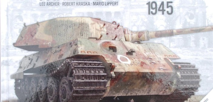 Panzers in Berlin – A Review by Robin Buckland