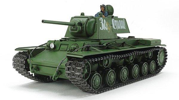 Tamiya 1/35th KV-1F now available