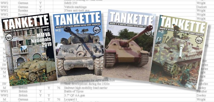 Updated Tankette Archive Index now available