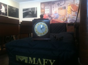 MAFYs Hammond Clock