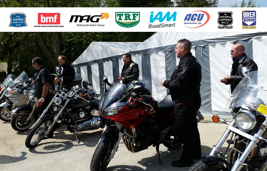 Coalition thanks motorcyclists for their actions