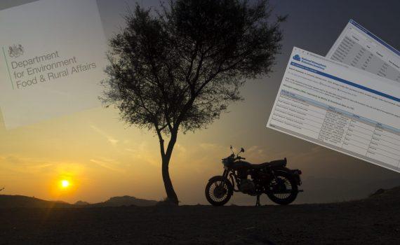 Motorcycle NOx Emissions
