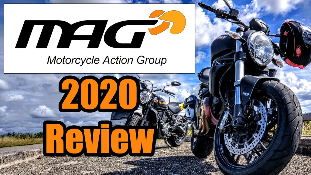 MAG review of 2020