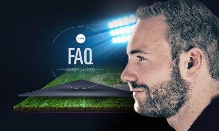 Laurent Depoitre, F.A.Q - 3 depoitre FAQ carton - Laurent Depoitre, F.A.Q -  actu diables rouges