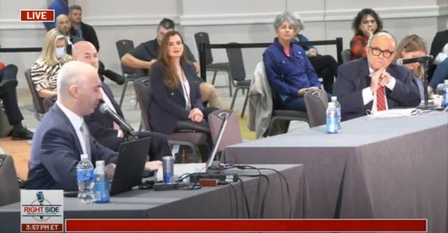 Video: Arizona State Legislature Holds Public Hearing on 2020 Election
