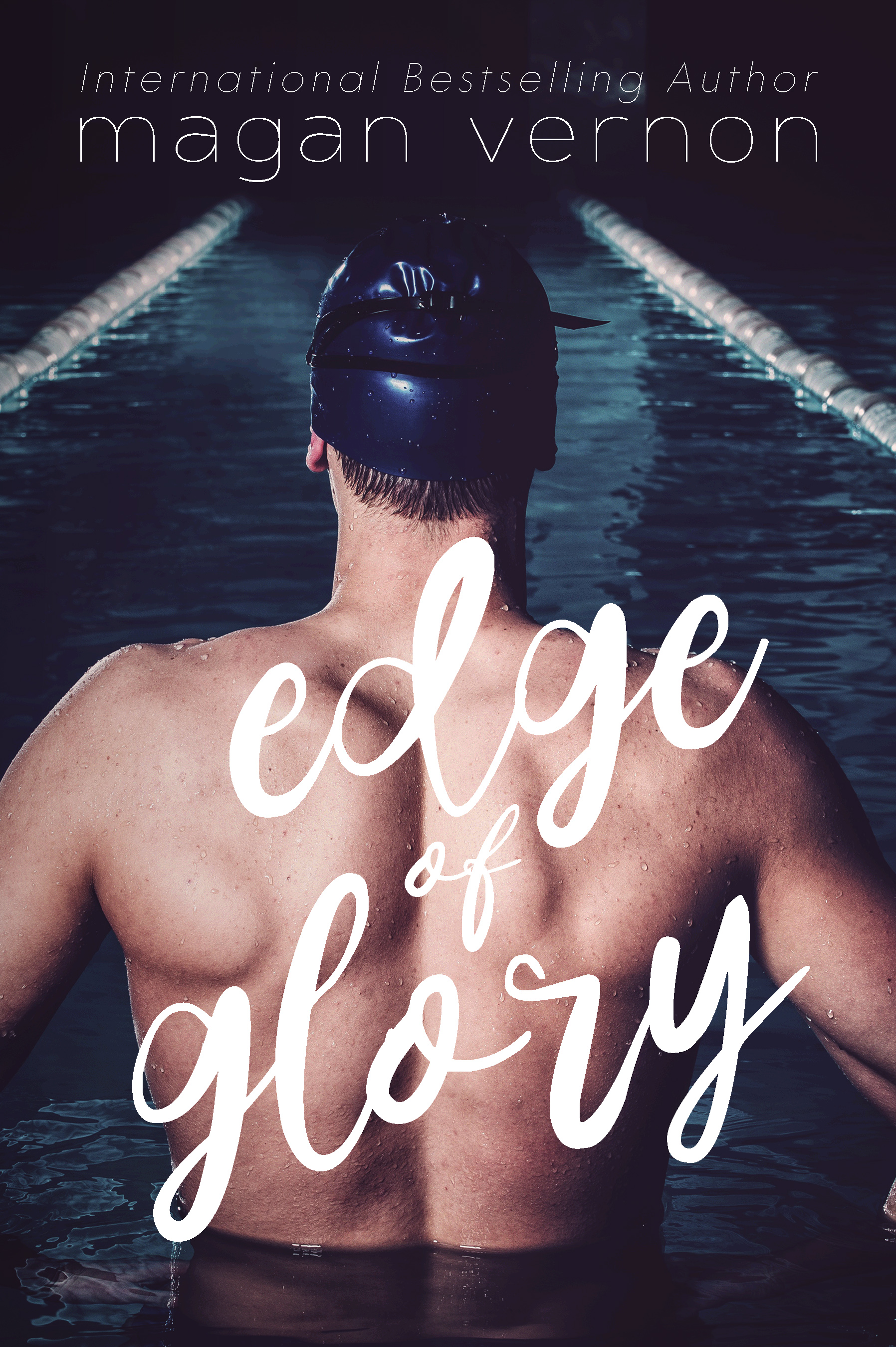 Edge of Glory Cover Reveal!