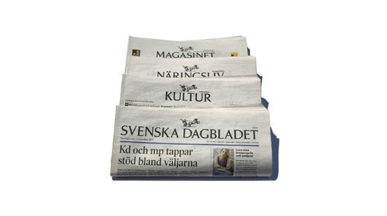 Vem läser tidningar?