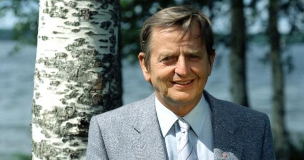 Olof Palmes uppvisning – och polisspåret