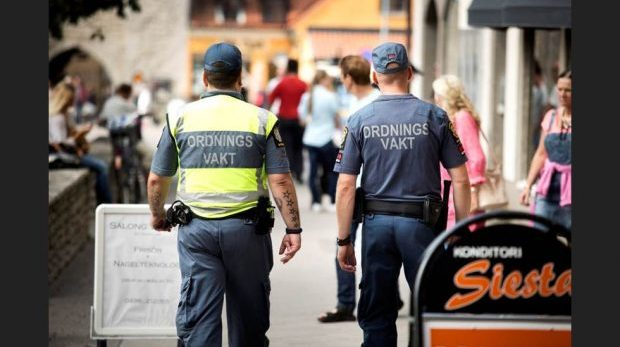 Nu tycks polisorganisationen ha nått vägs ände