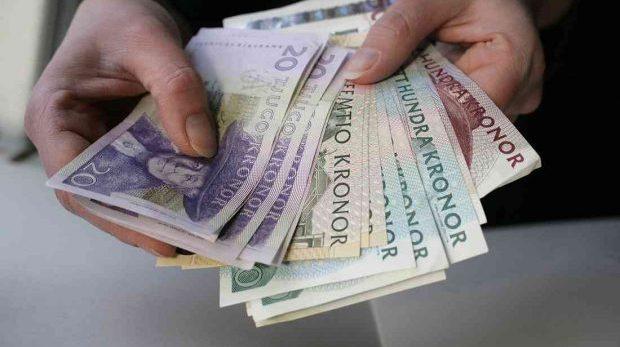 Riksbanken kan lägga beslag på dina pengar