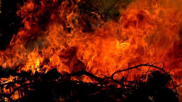 Vem bestämmer vad när det brinner?