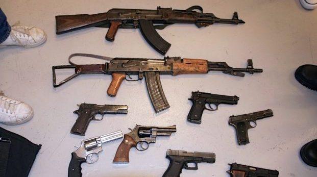 Fakta om dödligt skjutvapenvåld i Sverige