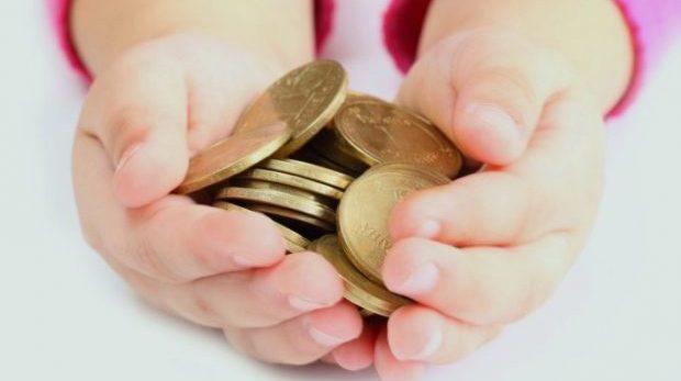 Vad ska fyraåringen köpa för SD-pengarna?