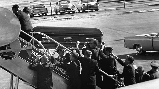 Kennedymordet del 8: Kennedys alla kistor