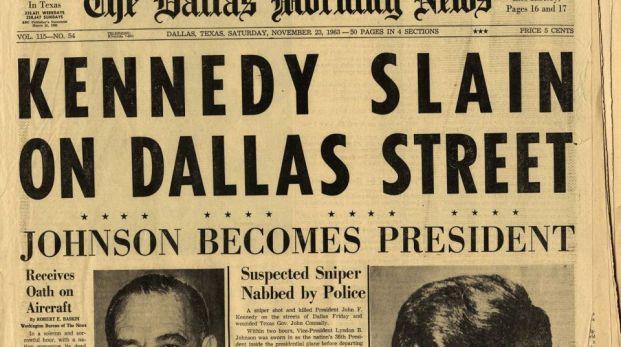 Kennedymordets mörka baksida