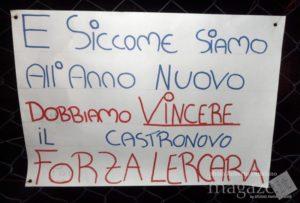 Cartellone Tifosi CF 5 Fair Play Lercara 1