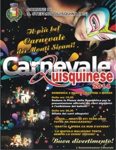 carnevale ssq 2014