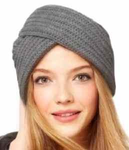 podzimní móda, turban