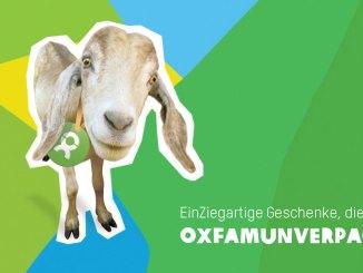Oxfam Unverpackt, EinZiegartige Geschenke, die Gutes tun.