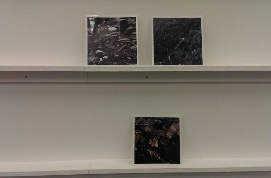 Sascha Weidner: Detailansicht »Galerie I«