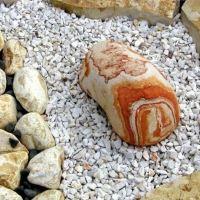 Dekorativní kameny a valouny sluší každé zahradě
