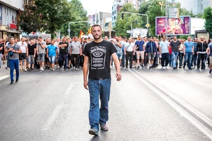 ВМРО: Оставката на Павле Богоевски е манипулација на власта