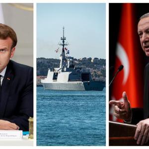 НАТО ПРЕД РАСПАД: Спорот меѓу Франција и Турција за Либија е знак за немоќ на Алијансата!