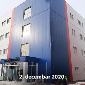 СРБИТЕ РУШАТ СВЕТСКИ РЕКОРДИ: За само 4 месеци изградена ковид болница вредна 70 милиoни евра!