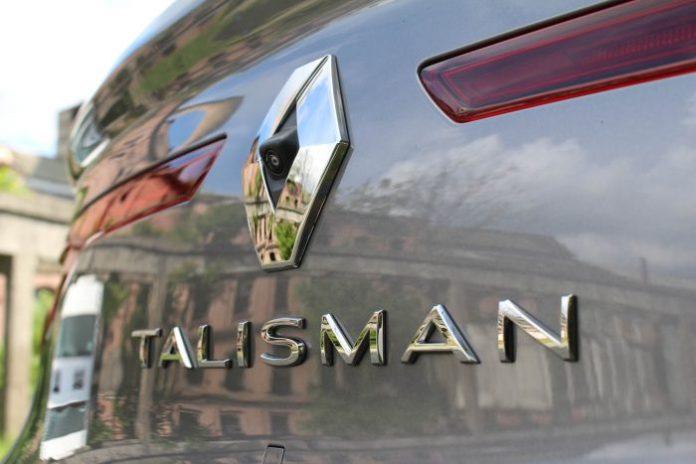 Test Renault Talisman S Edition Blue Dci 200 Edc